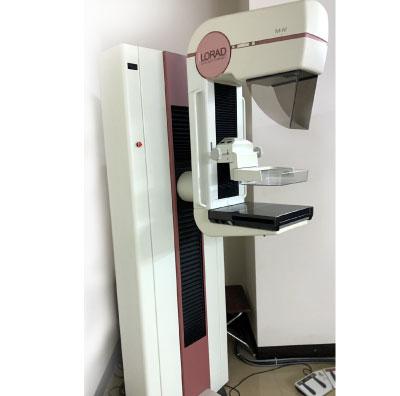 乳房撮影装置(マンモグラフィー)